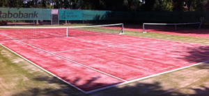 Tennisvelden Den Ham