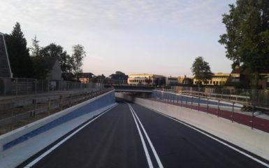 Onderdoorgang Leijenseweg