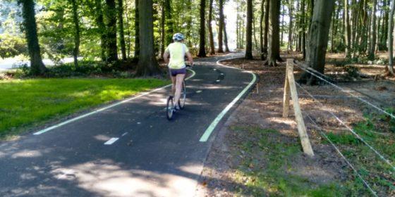 fietspad zuidesmarkerrondweg