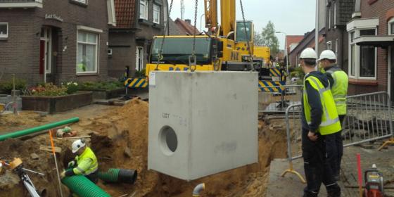 Reconstructie Nieuwstraat